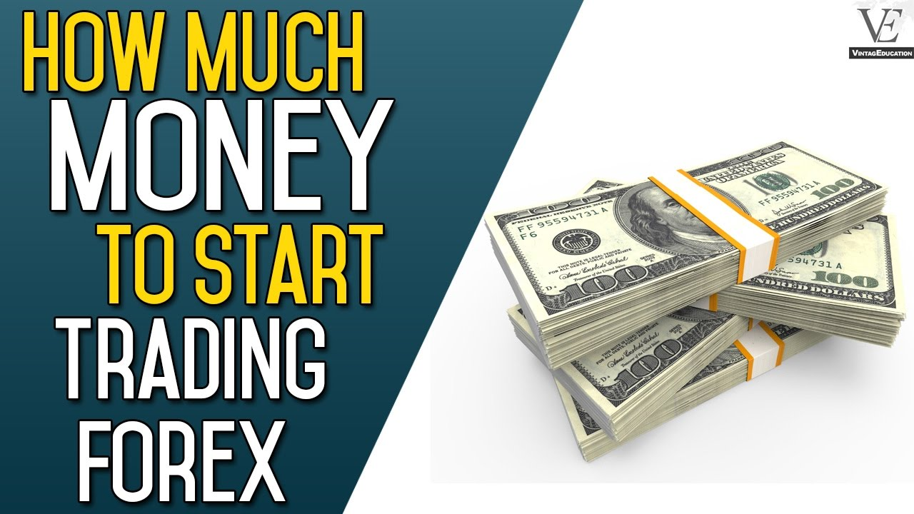 How Much Capital to Start Trading Forex?