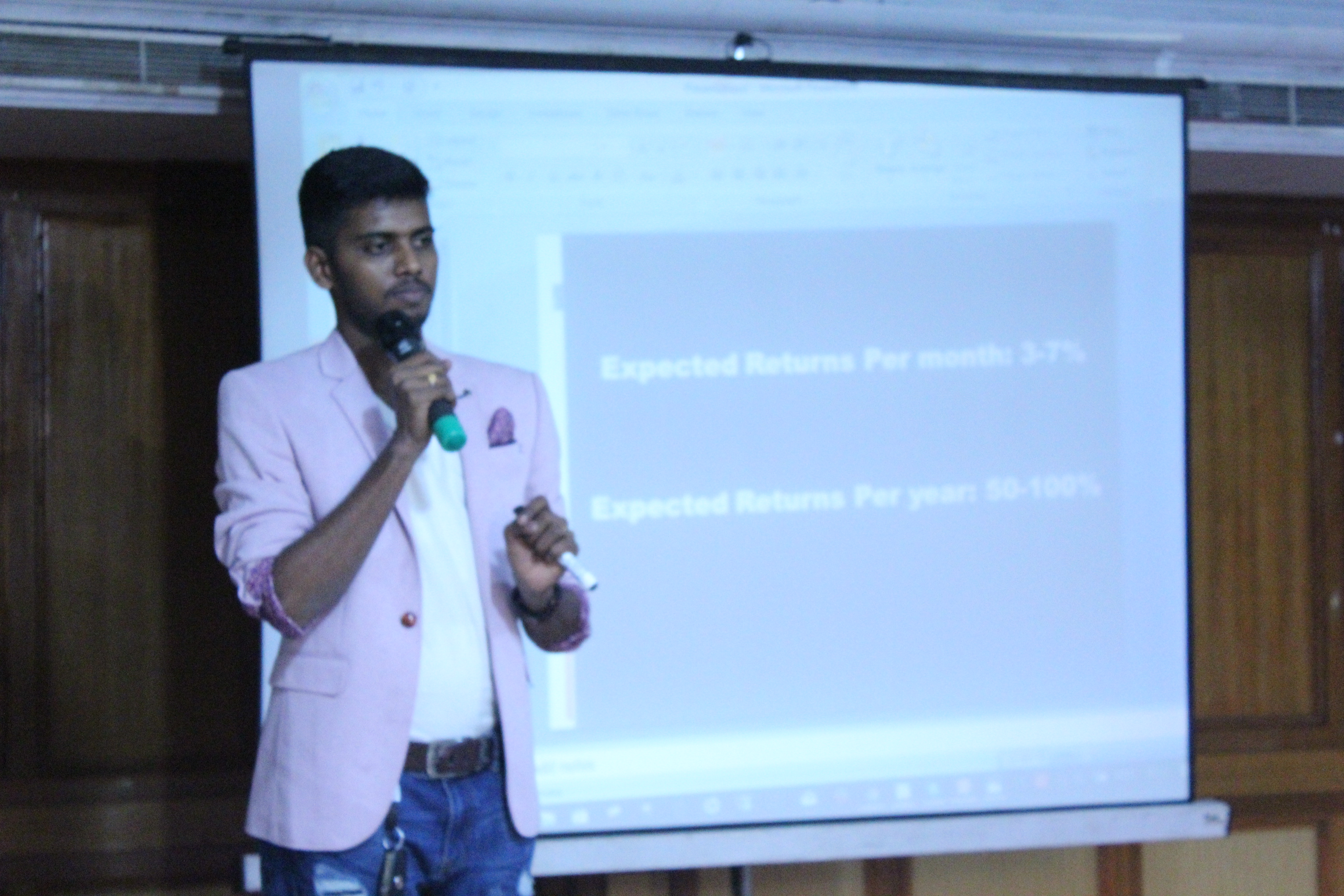 7 th Forex Awareness seminar finished successfully in erode