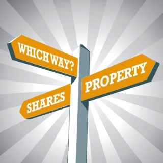 Property OR Shares Which one Is Better ?
