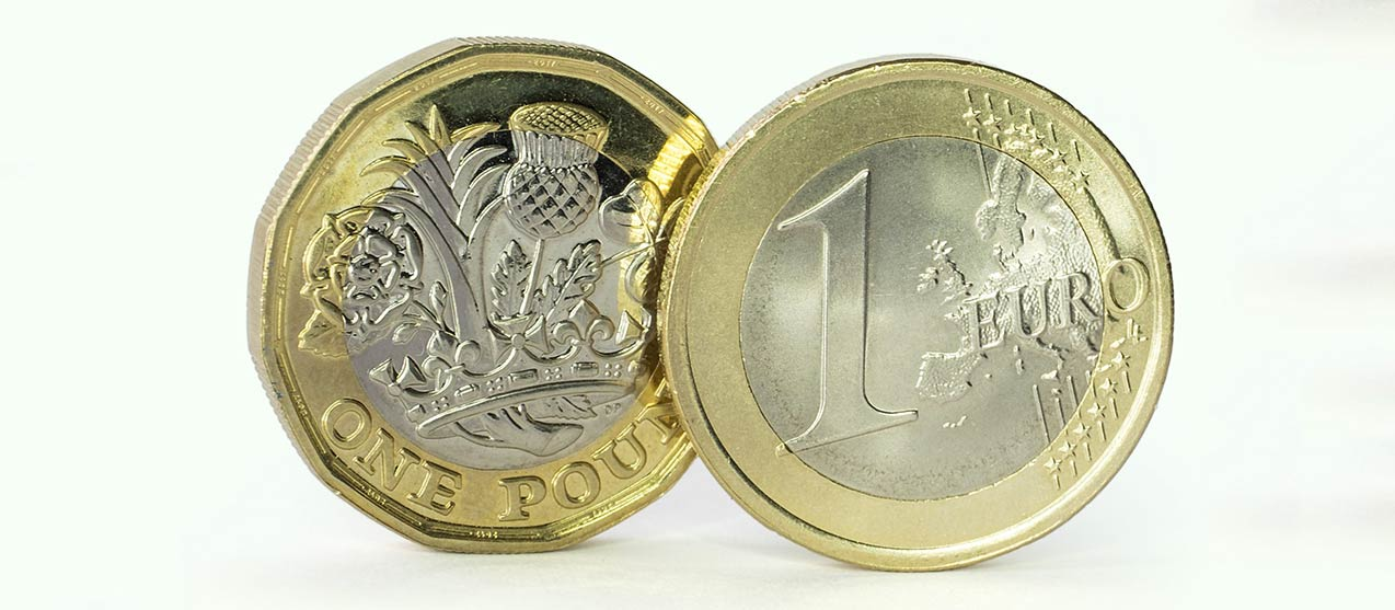 EURO POUND RUNNING WITH GOOD NUMBERS
