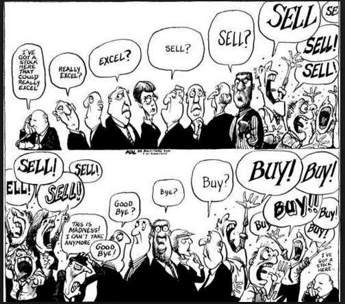 UNDERSTANDING MASS PSYCHOLOGY IN TRADING